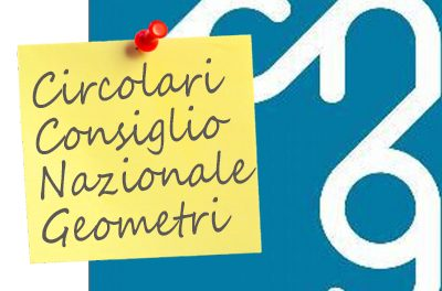 Circolare CNGeGL prot 13852 – MEETING III COMMISSIONE FIG – Programma definitivo